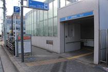 地下鉄名城線「瑞穂運動場東」駅